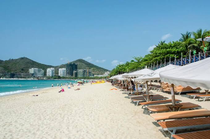 Dadong Beach,