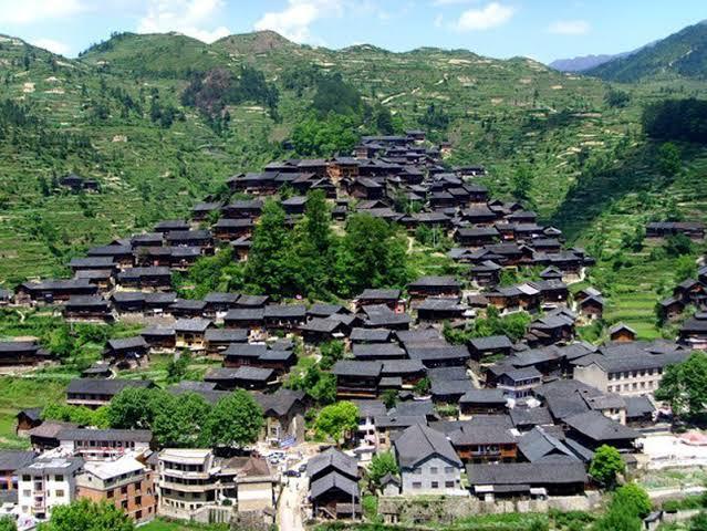 Yetian Miao Minority Nationality Village